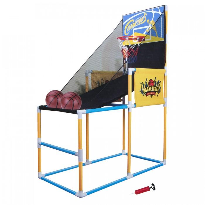 Спортивный инвентарь ХэппиЛенд Набор для игры в баскетбол