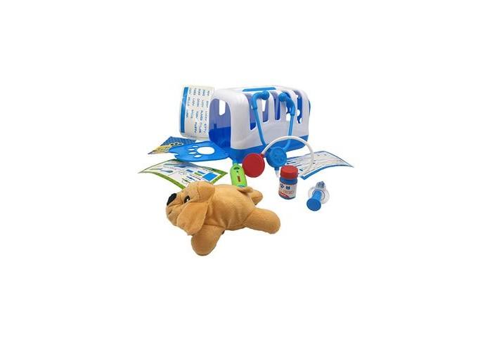 Игровые наборы Pet Care Игровой набор Доктор-Ветеринарная клиника 200622031