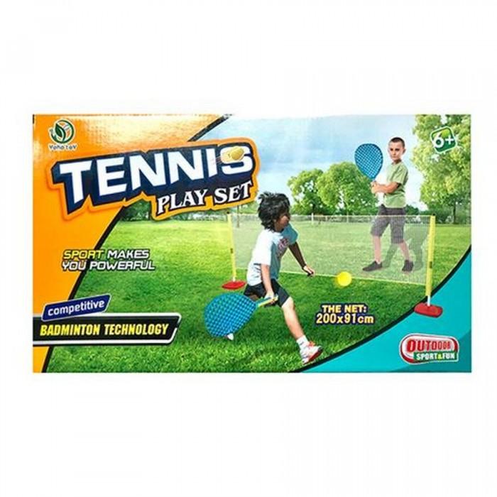 Спортивный инвентарь ХэппиЛенд Набор для игры в теннис 200729901