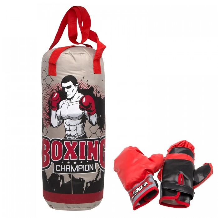 Спортивный инвентарь ХэппиЛенд Набор для бокса 200155044