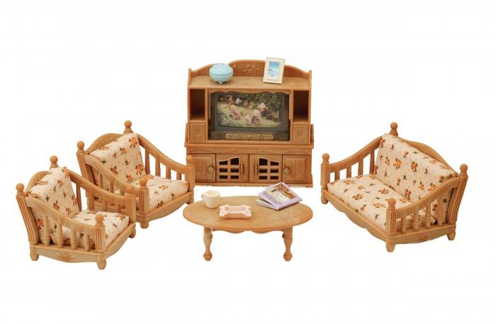 Sylvanian Families Игровой набор Уютная гостиная