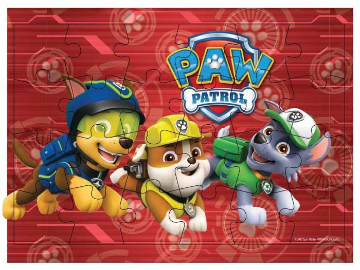 Пазлы Щенячий патруль (Paw Patrol) Пазл объемный (24 элемента)