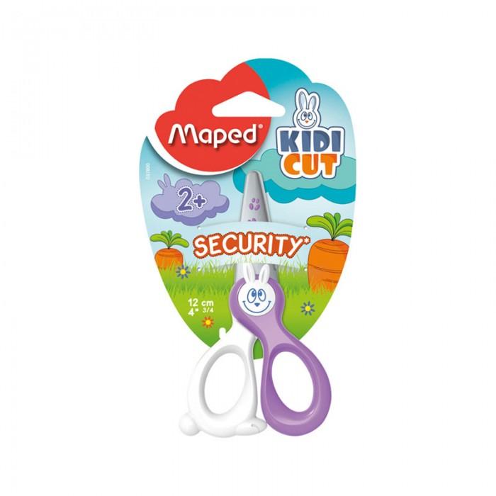 Канцелярия Maped Ножницы детские Kidi Cut 12 см  mazari ножницы детские цвет сиреневый 12 см