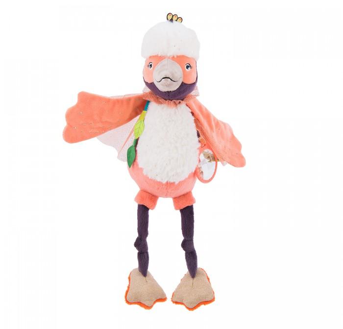Мягкая игрушка Moulin Roty Фламинго