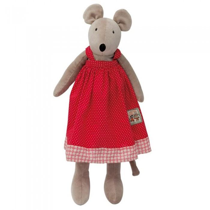 Мягкая игрушка Moulin Roty плюшевая мышка Нини