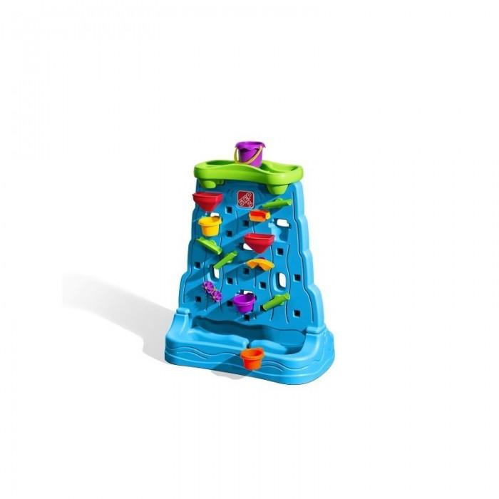 Step 2 Игровой центр Водный лабиринтИгровой центр Водный лабиринтStep 2 Игровой центр Водный лабиринт - это, без всякого сомнения, самое увлекательное сооружение для игр с водой.   С помощью формочек и ведерка вода заливается в верхнюю воронку и скатываться по выставленным препятствиям. Игра с таким двусторонним центром - веселое и задорное времяпрепровождение!  В комплекте: 9 аксессуаров для создания лабиринта(легко перемещаются), чаши для воды 3 шт., ведро 1 шт.   Вмещает 7 литров воды.<br>