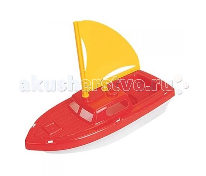 Игрушки для ванны Jiahe Plastic Игрушка для ванной Парусник jiahe plastic песочный набор