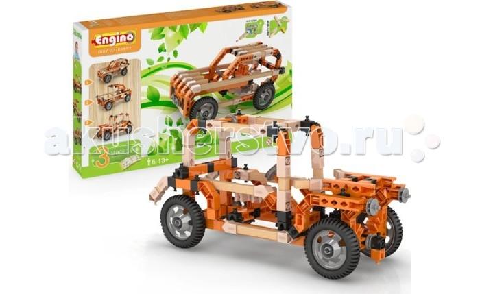 Купить Конструкторы, Конструктор Engino Eco Builds Внедорожники 3 в 1