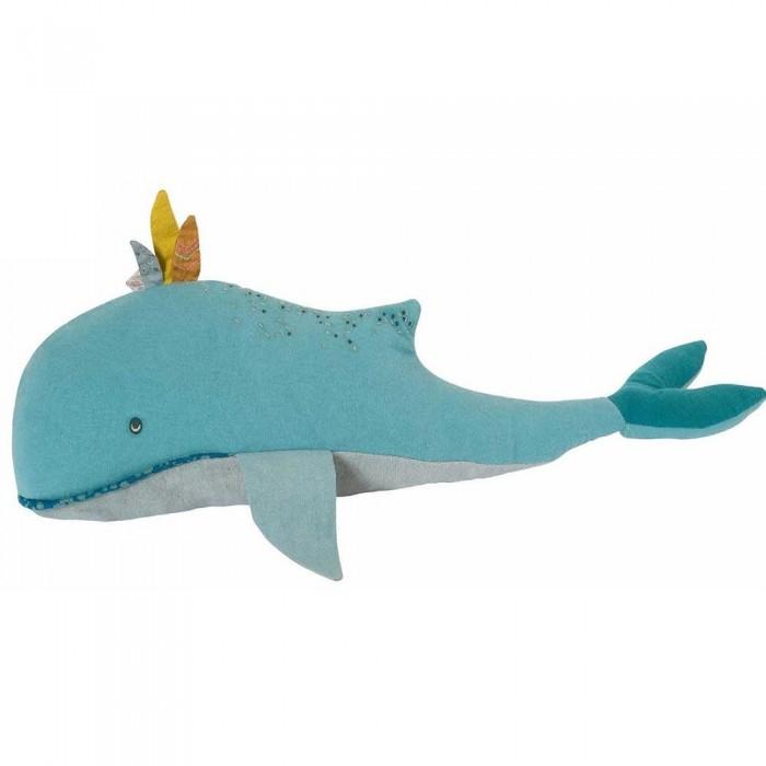 Мягкая игрушка Moulin Roty кит Жозефина
