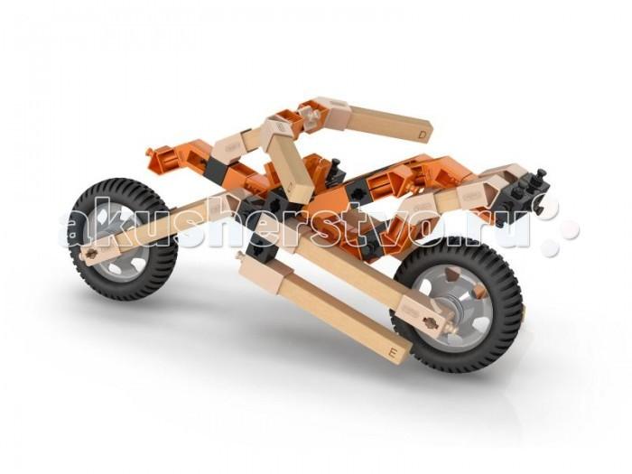 Купить Конструкторы, Конструктор Engino Eco Builds Мотоциклы 3 в 1