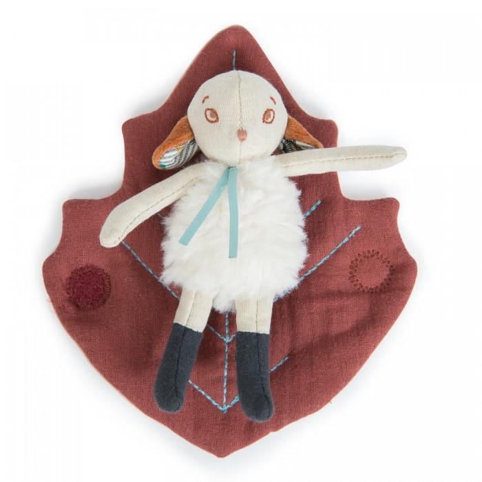 Мягкая игрушка Moulin Roty Маленькая овечка