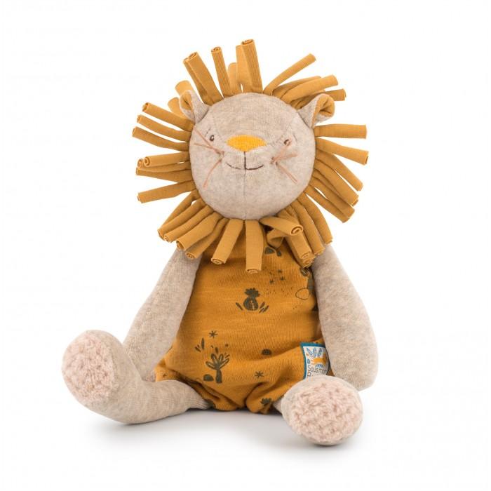 Мягкая игрушка Moulin Roty Львенок 669020