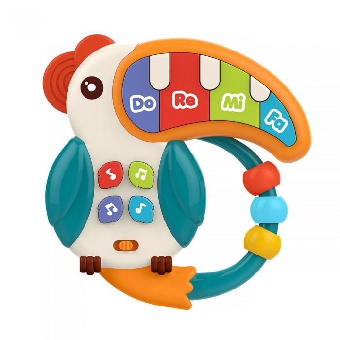 Развивающая игрушка Huanger Пианино Попугай
