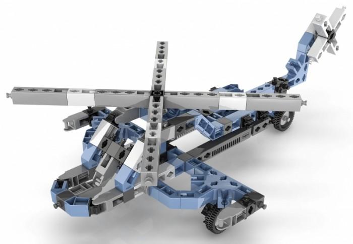 Конструктор Engino Pico builds/inventor Самолеты 16 в 1Pico builds/inventor Самолеты 16 в 1Engino Pico builds/inventor Самолеты 16 в 1.  Конструктор для начинающих обновленной серии Pico Builds. Позволит вашему ребенку собрать 16 различных моделей летательных аппаратов: 2 модели - по инструкции в комплекте, плюс 14 моделей - по онлайн-инструкции.<br>