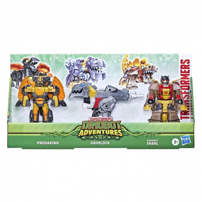 Роботы Transformers Набор Три Динобота