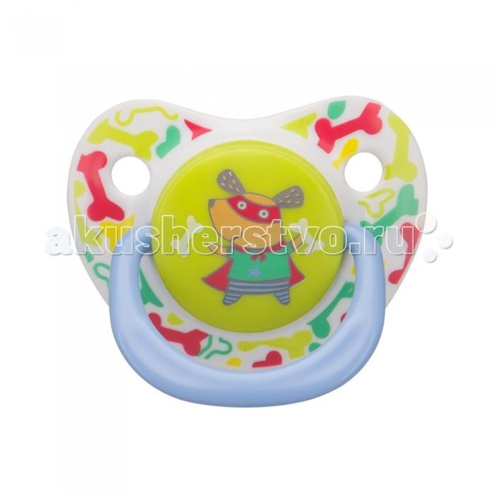 Happy Baby ортодонтической формы Baby Soother 0+