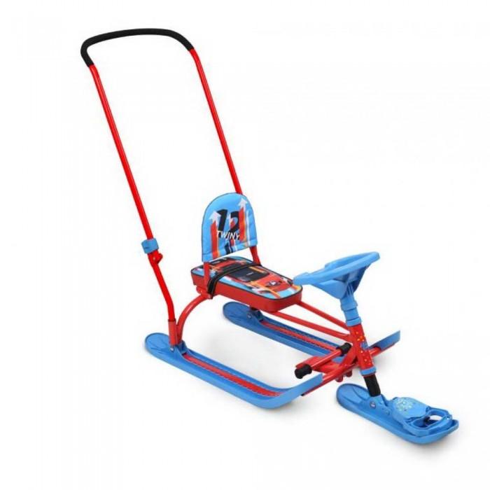 Купить Снегокаты, Снегокат Ника Twiny 2+ Sportcar