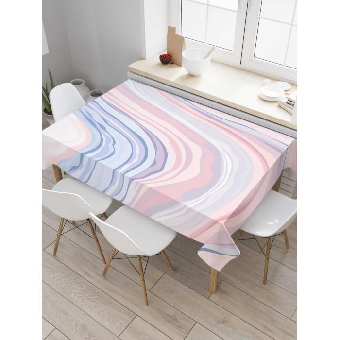 Товары для праздника JoyArty Скатерть на кухонный стол Абстракция 145x120 см недорого