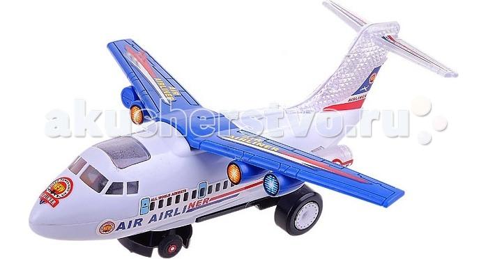 Вертолеты и самолеты Zhorya Самолет Юный пилот ZYK-0968-1 бюсси м самолет без нее