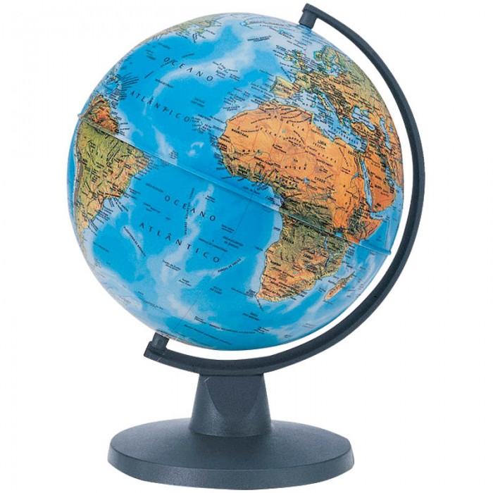 Развитие и школа , Глобусы Nova Rico Глобус физический Мини 16 см арт: 122767 -  Глобусы