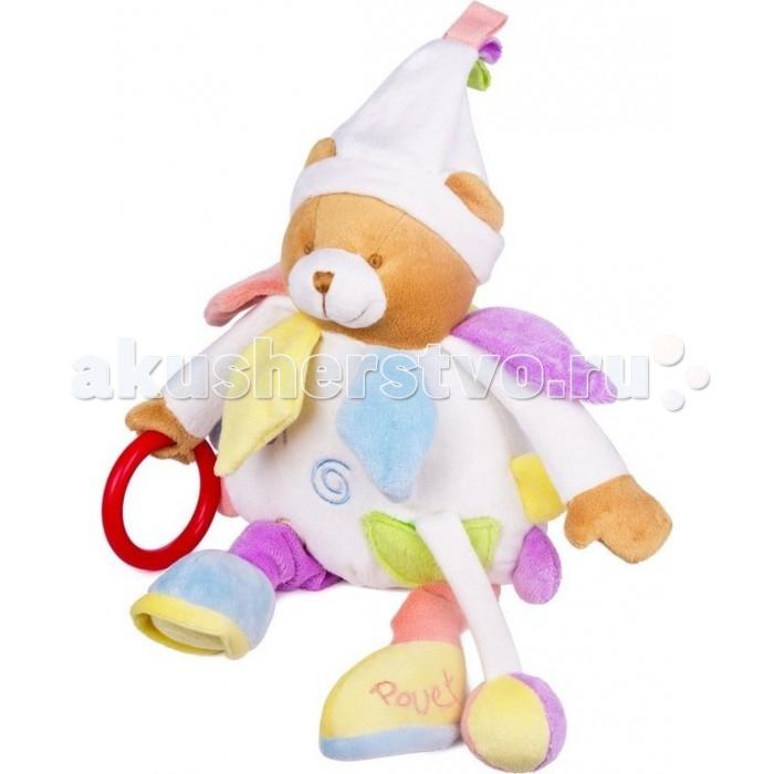 Подвесные игрушки Leader Kids Мишка 23 см мишка тед из фильма третий лишний
