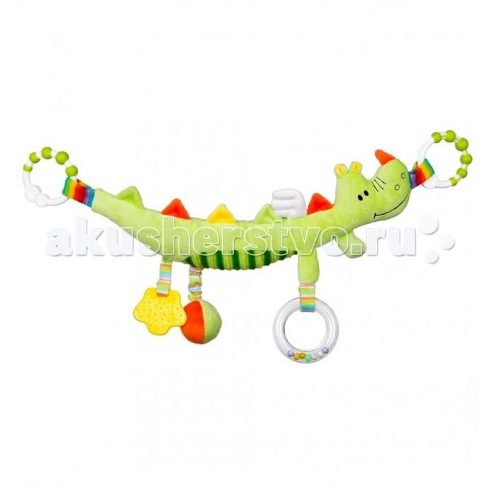 Фотография Дуги для колясок и автокресел Leader Kids Игрушка-подвеска Крокодил