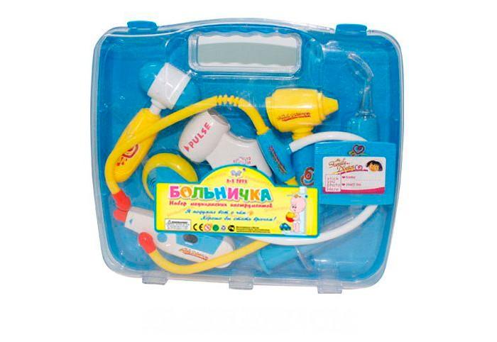 s s toys игровой набор дартс с дротиками 200003538 Ролевые игры S+S Toys Игровой набор Больничка EJ14661R
