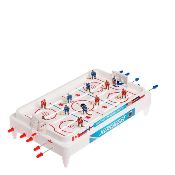 Настольные игры Лас Играс Kids Настольный хоккей Весёлый спорт