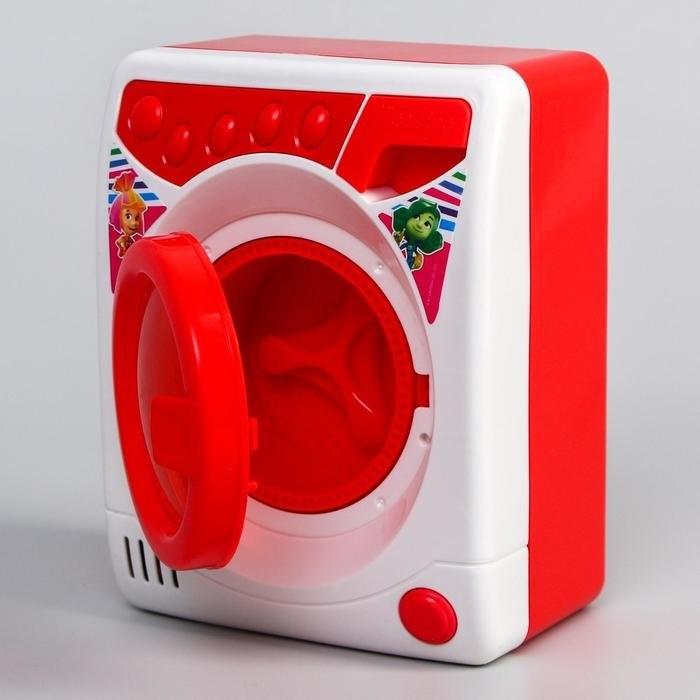 Ролевые игры Фиксики Игровой набор Фикси-стиральная машина