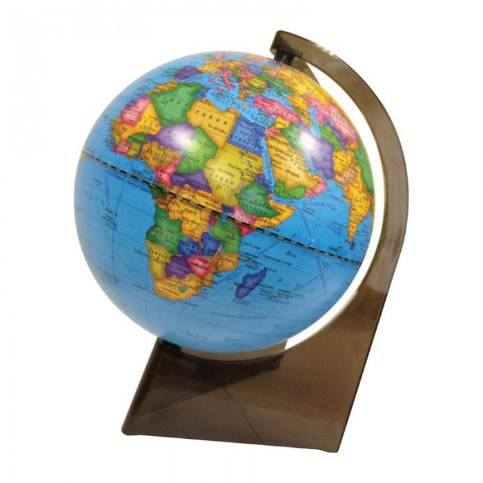 Глобусы Глобусный мир Глобус политический 21 см на треугольной подставке