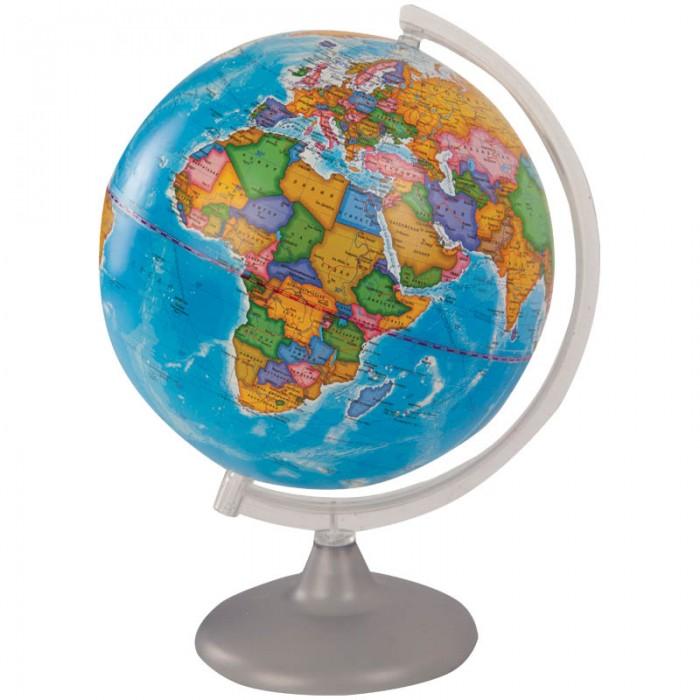 Глобусный мир Глобус политический 25 см