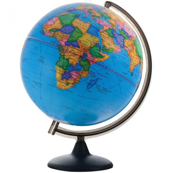 Глобусы Глобусный мир Глобус рельефный 32 см