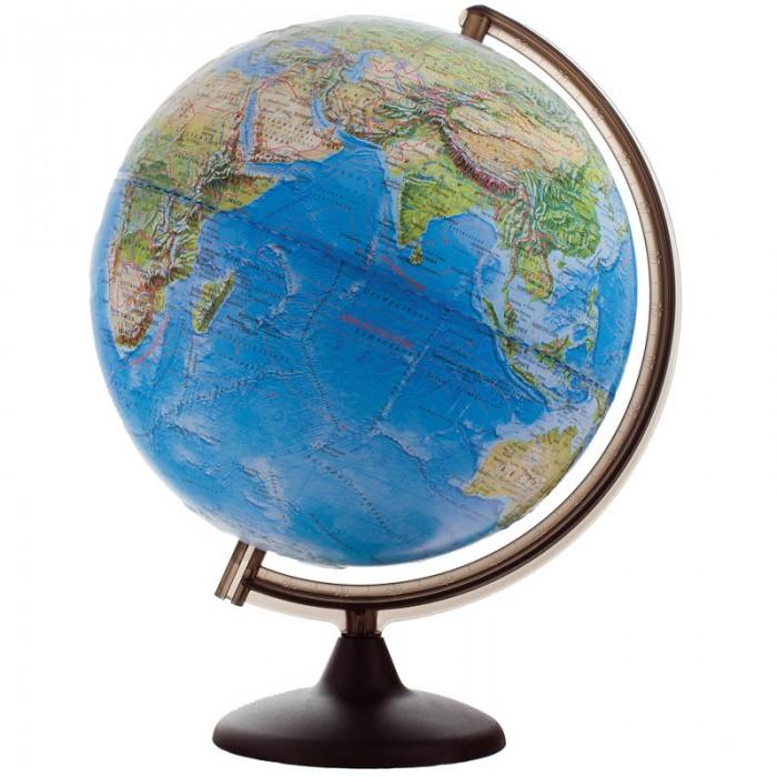 Глобусы Глобусный мир Глобус рельефный ландшафтный 32 см