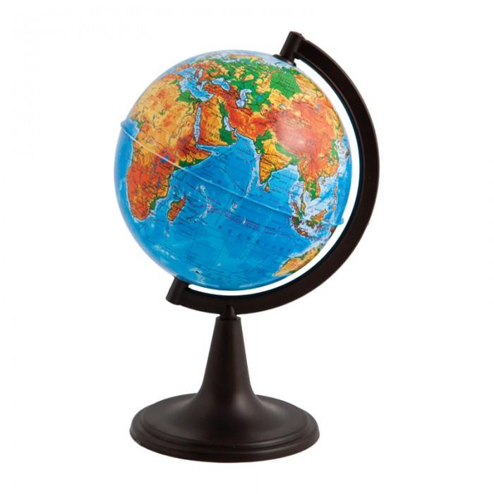 Глобусы Глобусный мир Глобус физический 12 см