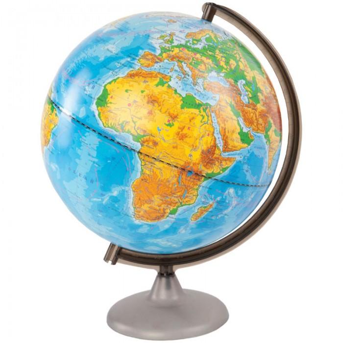 Глобусы Глобусный мир Глобус физический 25 см