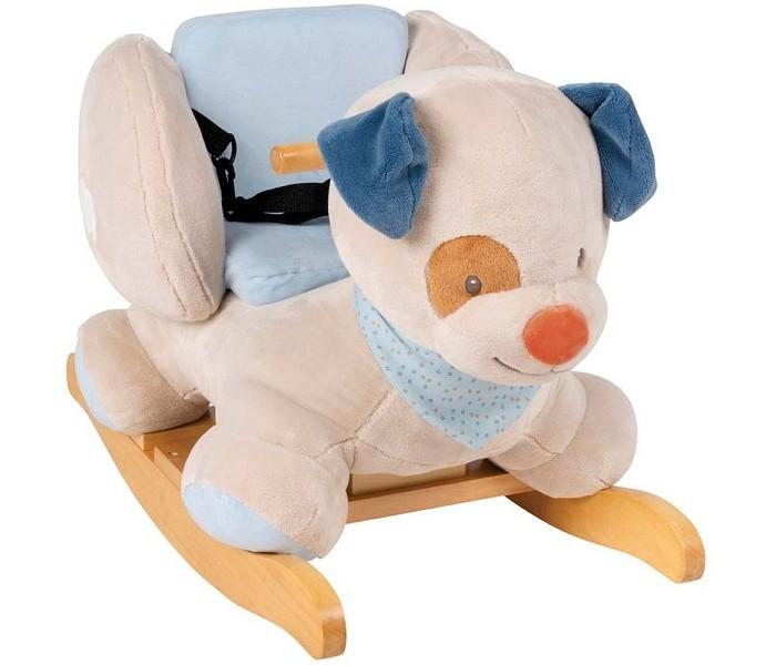 Качалки-игрушки Nattou Nattou Jim & Bob Собачка