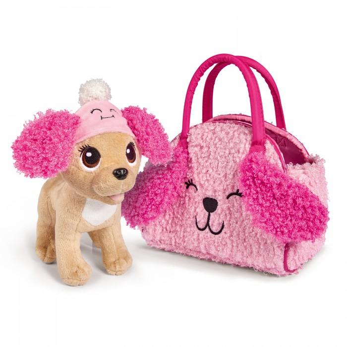 Мягкие игрушки Simba Плюшевая собачка Chi-Chi Love Пушистые ушки 20 см