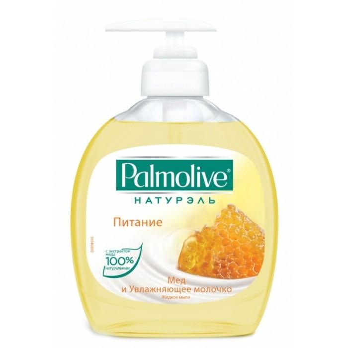 Косметика для мамы Palmolive Жидкое мыло Питание (Мед и Увлажняющее молочко) 300 мл косметика для мамы palmolive жидкое мыло нейтрализующее запах 300 мл