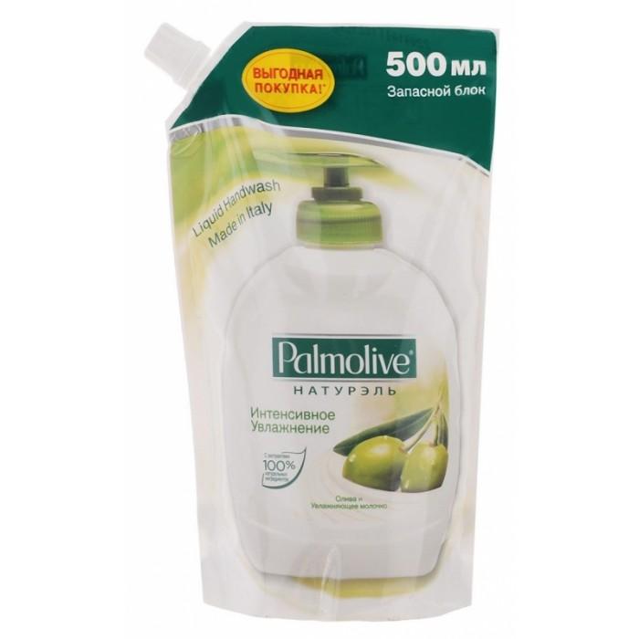 Косметика для мамы Palmolive Жидкое мыло Интенсивное увлажнение (Олива и Увлажняющее молочко) 500 мл косметика для мамы palmolive жидкое мыло нейтрализующее запах 300 мл