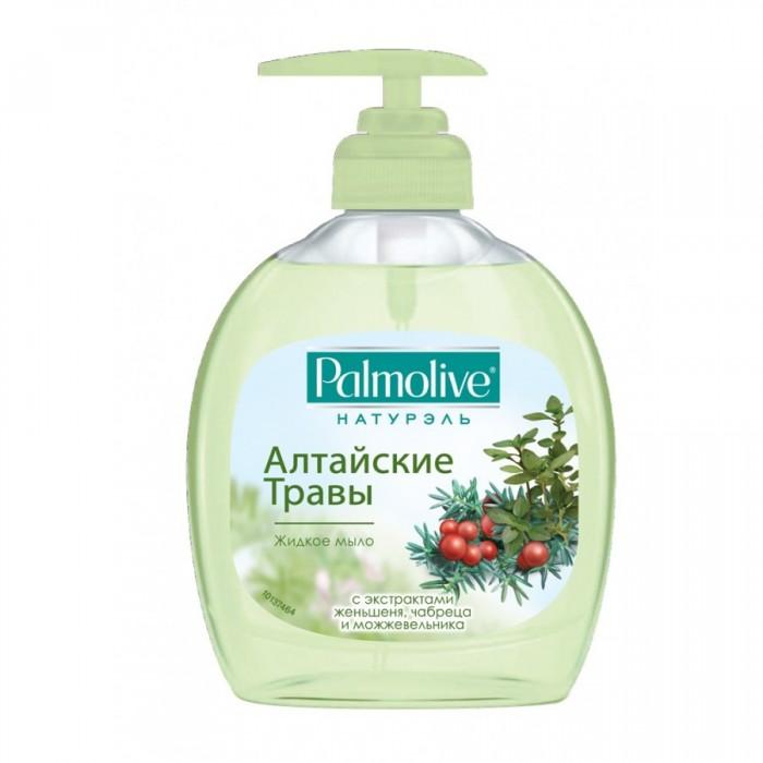 Косметика для мамы Palmolive Жидкое мыло Алтайские травы 300 мл косметика для мамы palmolive жидкое мыло нейтрализующее запах 300 мл