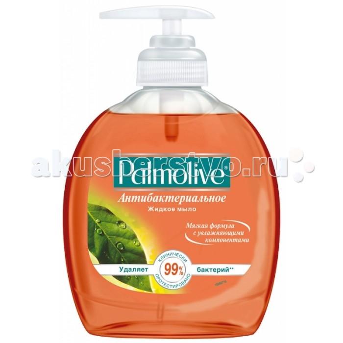 Косметика для мамы Palmolive Жидкое мыло Антибактериальное 300 мл жидкое мыло florame florame мыло жидкое миндаль 500 мл