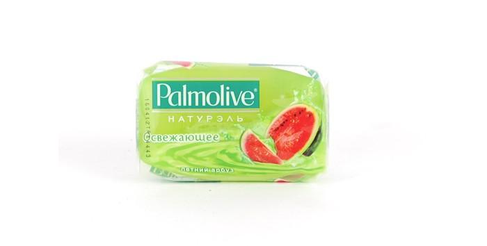 Косметика для мамы Palmolive Кусковое мыло Освежающее (Летний Арбуз) 90 г семена арбуз шуга бейби 1 г
