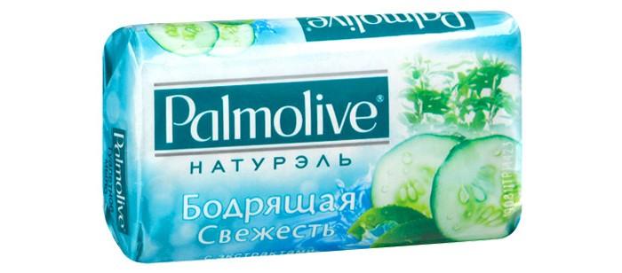 Косметика для мамы Palmolive Кусковое мыло Бодрящая свежесть (с экстрактами зеленого чая и огурца) 90 г мыло кусковое knossos с активированным углем 100 г