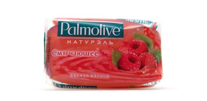 цены Косметика для мамы Palmolive Кусковое мыло Смягчающее (Свежая Малина) 90 г