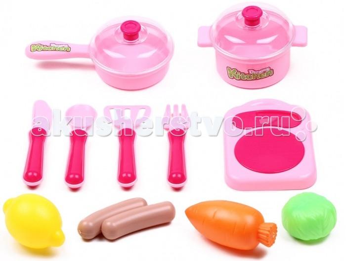 Ролевые игры Игруша Игровой набор Посуда для кукол i-616-6 посуда