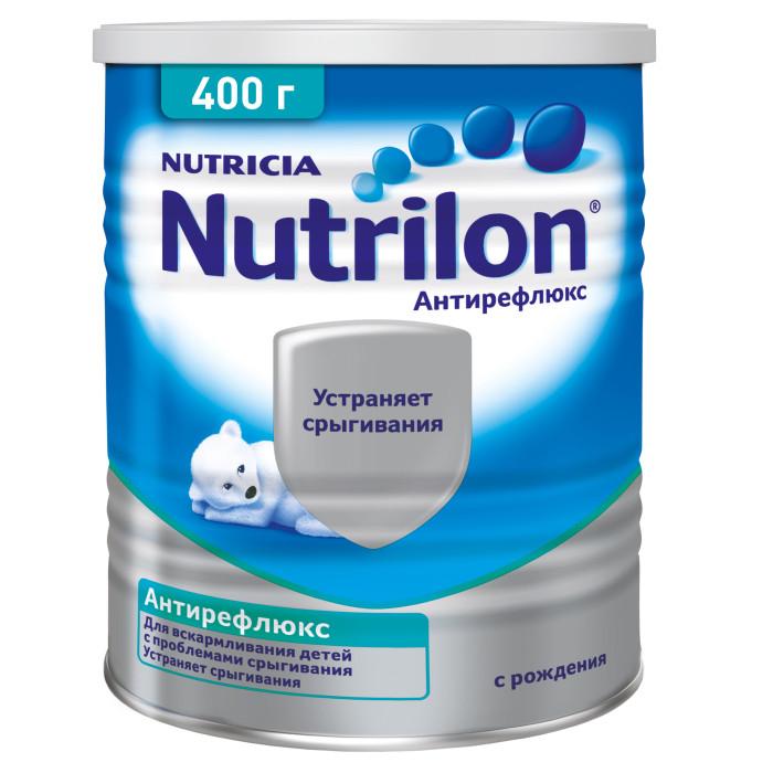 Молочные смеси Nutrilon Заменитель Антирефлюкс с рождения 400 г молочная смесь semper bifidus 1 с рождения 400 г