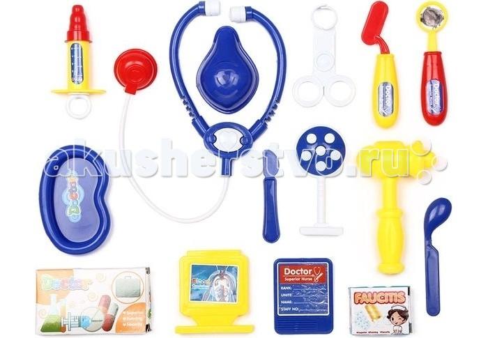 Ролевые игры Игруша Набор доктор I5612-3 ролевые игры игруша игровой набор доктор i 1151275
