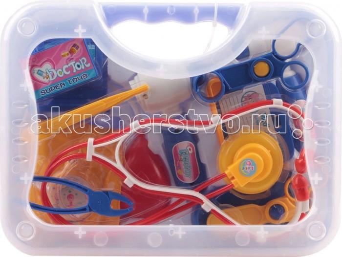 Ролевые игры Игруша Набор доктор I-1151272 ролевые игры игруша игровой набор доктор i 1151275