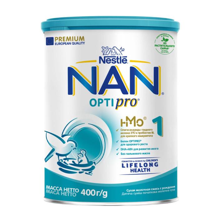 Молочные смеси NAN Заменитель Премиум 1 с рождения 400 г kospel epj 4 4 optimus