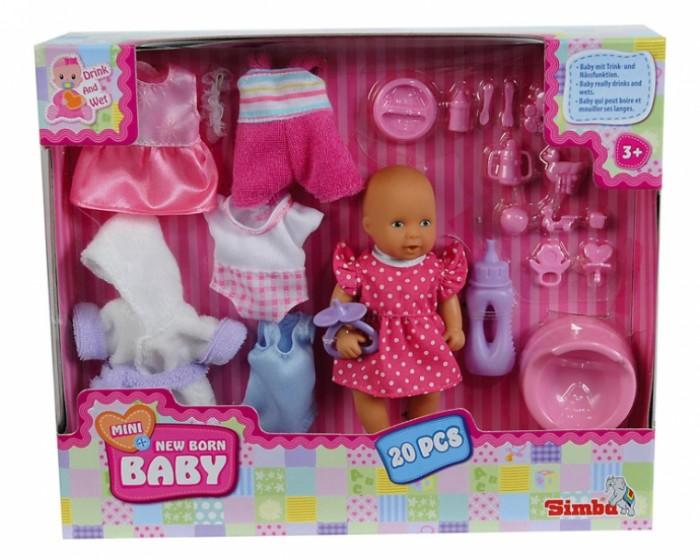 Куклы и одежда для кукол Simba Пупс с набором одежды
